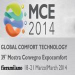 MCE 2014 logo
