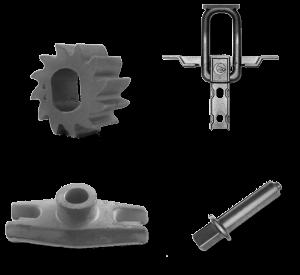 Precision-casting