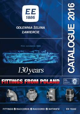 White Heart Malleable Iron Fittings - Catalogue 2016