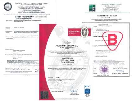 Certificate Malleable